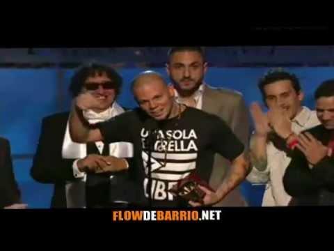 Calle 13 - Mejor Album De La Musica Urbana @ Latin Grammy 2011 Full HD