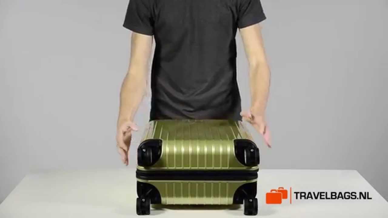 Rimowa Salsa Air Cabin Multiwheel Ultralight   YouTube