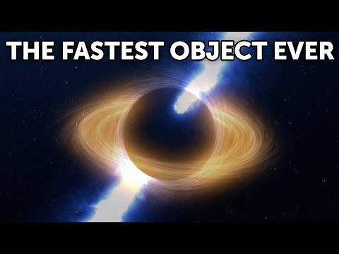 The Fastest Thing Ever And 9 Other Rare Objects