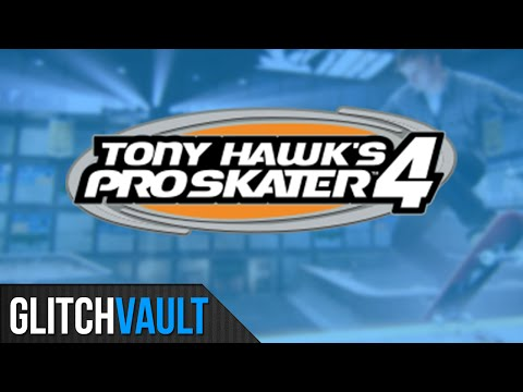 Tony Hawk's Pro Skater 4 Glitches and Tricks!