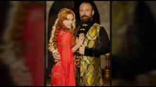 اغنية عيش حالة حب اليسا على فيديو هويام و سليمان من مسلسل حريم السلطان (ولا تنسو مشاركت  القناه)