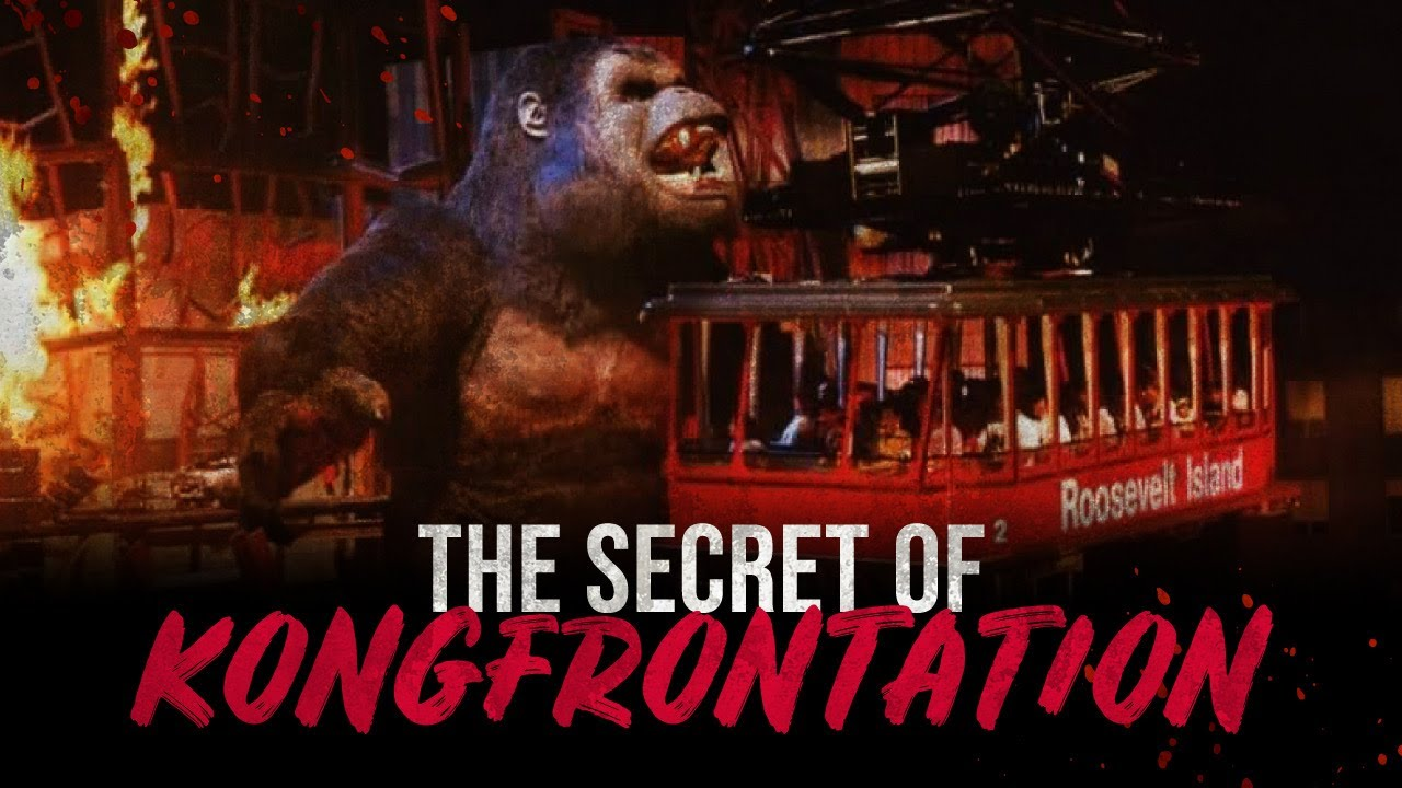 The Secret of Kongfrontation - Universal Studios Creepypasta