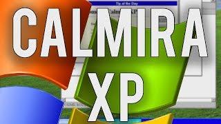 Calmira XP - A Windows XP Interface for Windows 3.1 (Overview & Demo)
