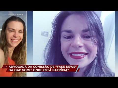 Advogada Da Comissão De Fake News Da OAB Some Em São Paulo
