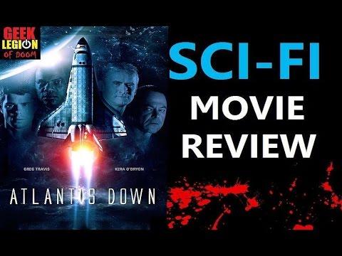 ATLANTIS DOWN  ( 2011 Michael Rooker ) Sci-Fi Movie Review