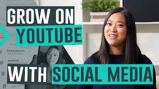 Gambar cover How to Grow Your YouTube Channel with Social Media