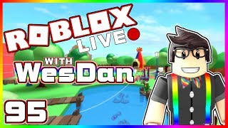 "WesDan's ROBLOX Live Stream | Jailbreak and More | ""KreeksUncle"" 