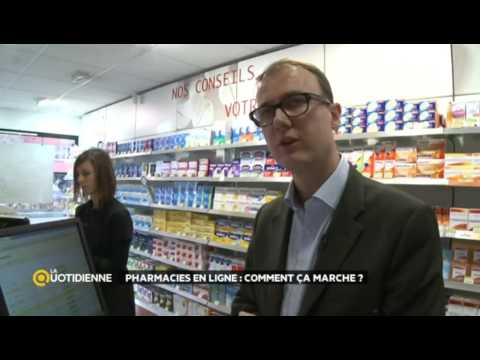 Reportage Pharmacie en ligne LaSante France 5