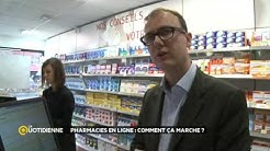 Reportage Pharmacie en ligne LaSante.net France 5