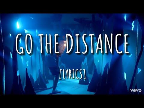 Matthew Morrison - Go The Distance [LYRICS]