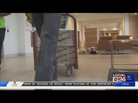 Baptist Memorial Hospital In West Memphis Prepares For Grand Opening