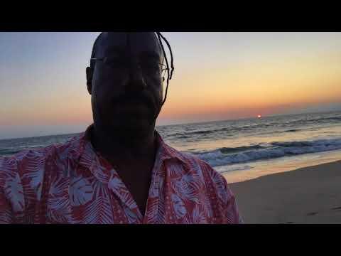 Inspiration: Beach-Walking for Work Creativity