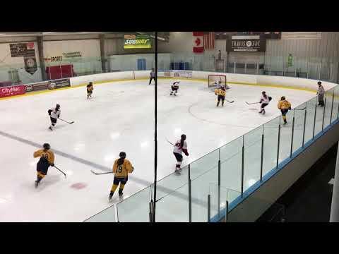 2017-09-24 Wild 19UAA vs Tri-Cities Predators Midget A