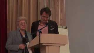 Швайгер Бернард (Германия). Доклад Врачевание -- Этика -- Духовность - 00011