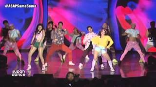 ASAP  ASAP Supahdance goes 'Dessert' & 'Hit The Quan'