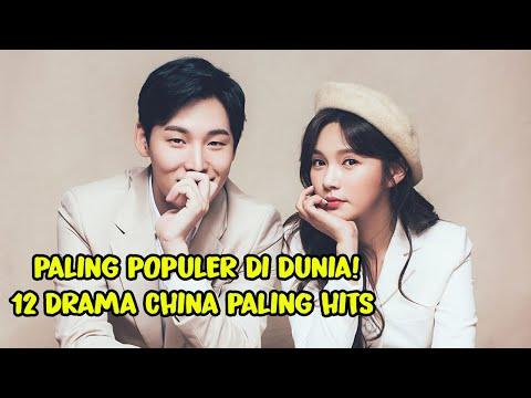12 DRAMA CHINA PALING POPULER DI DUNIA BELAKANGAN INI