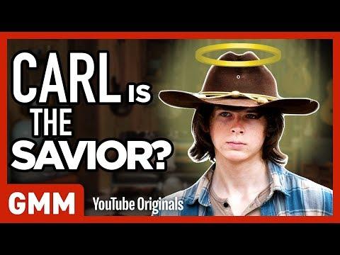 The Walking Dead Fan Theories Confirmed? Ft. Robert Kirkman
