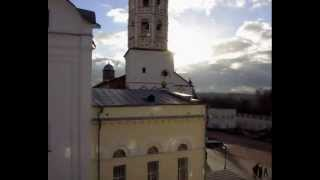 Такая работа - Свято-Пафнутьев Боровский монастырь(Свято-Пафнутьев Боровский монастырь, видеоролик В ролике использованы кадры из фильма