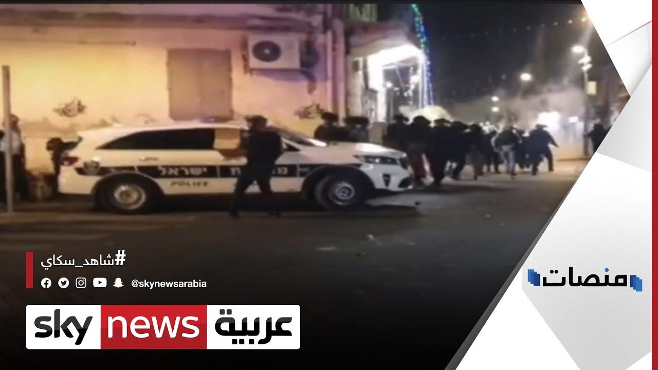 لحظة مقتل شاب فلسطيني في اللد تشعل مواقع التواصل | #منصات  - نشر قبل 32 دقيقة