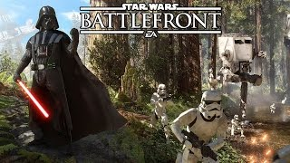 Star Wars Battlefront - Multiplayer All Modes & Maps @ 1080p (60fps) HD ✔