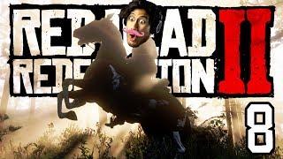 HORSE PROBLEMS | Red Dead Redemption - Part 8