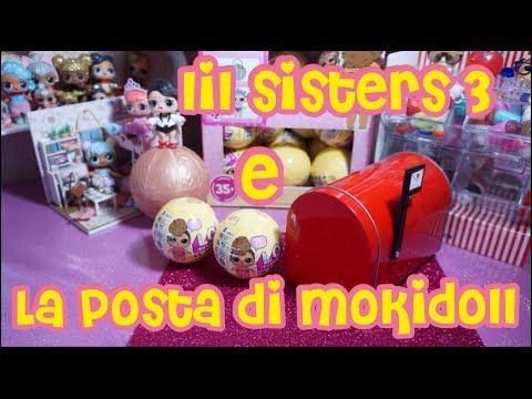 Lil sisters serie 3 e la posta di mokidoll ^.^