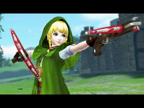 Hyrule Warriors (Switch) - All Character Entrance Animations