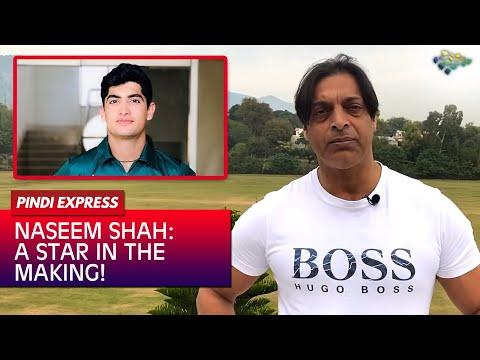 Naseem Shah | A Star In The Making | Pak vs Aus | Shoaib Akhtar |