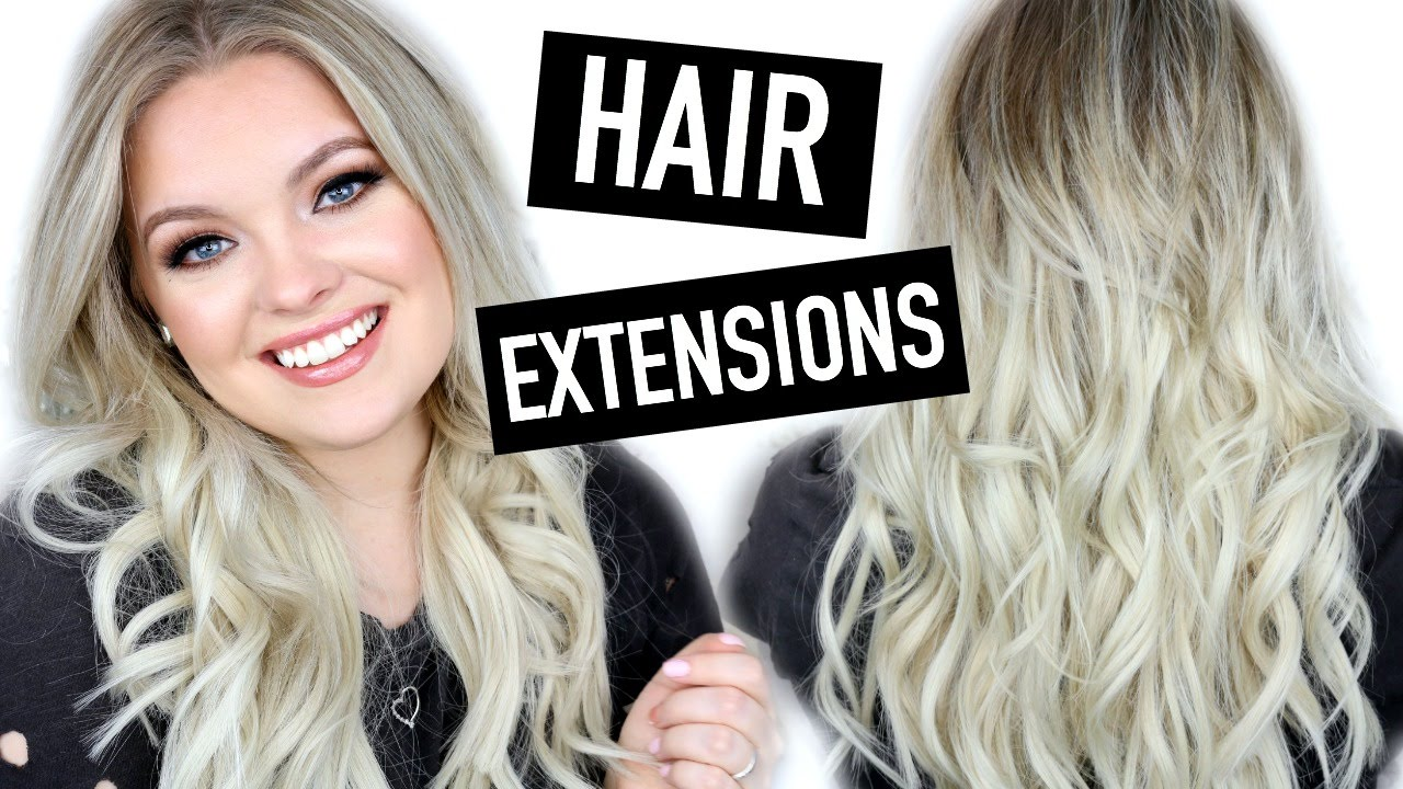 How To Clip In Trim Style Hair Extensions Zala Review