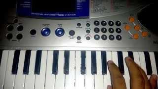 Baar baar din ye aaye (Farz) - Piano Tutorial
