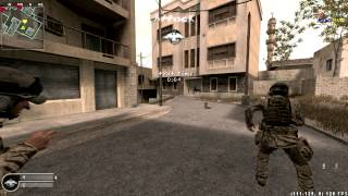 CoD4 ProMod - mYinsanity Team Play #1