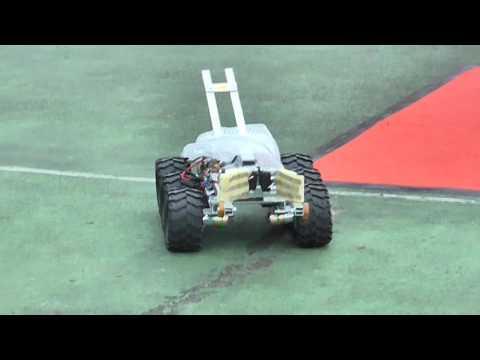 การแข่งขันหุ่นยนต์กู้ภัย Robo Rescue Junior รร.บ้านอินทร์แปลง สพป.สกลนคร เขต 3