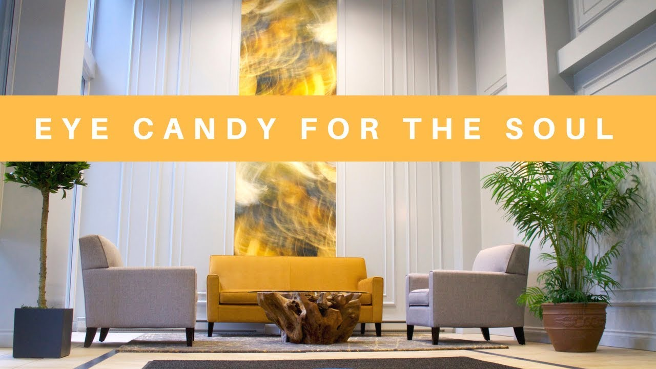 Art & Interiors by Savage Designs - Eye Candy for the Soul - YouTube