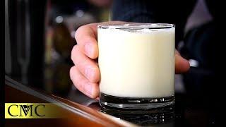 Spiked Eggnog Recipe | Alcoholic Eggnog with Brandy & Rum