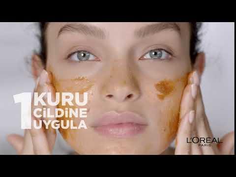 Nasıl Uygulanır? | L'Oréal Paris Işıltı Canlandırıcı Şeker Peelingi