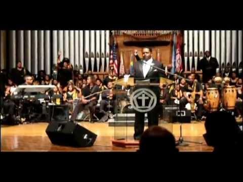 Stephon Ferguson as MLK (clips)