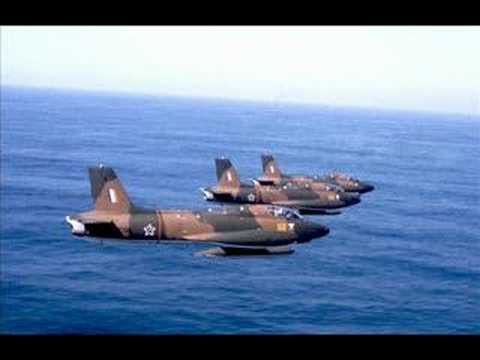 South African Air Force from day 1