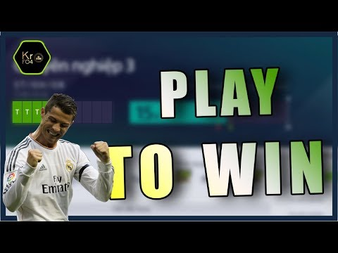 BUG GAME ĐÁ RANK TỶ LỆ THẮNG 100 HOW TO WIN GAME FIFA ONLINE 4