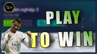 BUG GAME ĐÁ RANK TỶ LỆ THẮNG 100% | HOW TO WIN GAME FIFA ONLINE 4