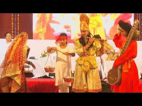 Brahmakumaris Nagpur Janmashtami Cultural Programme 2015