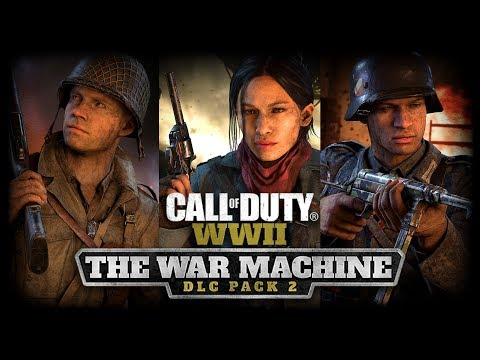 My Trip to Sledgehammer Games - Call of Duty WWII: The War Machine [DLC 2 Early Gameplay]
