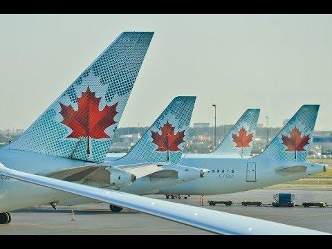 TRIP REPORT (AC91 & AC103) Air Canada B77W- GRU-YYZ-YVR- Special 500 Subs