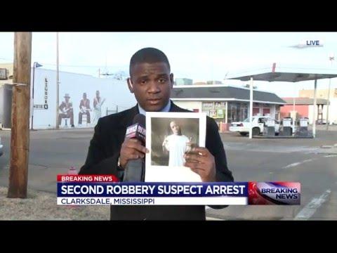 Second man arrested in Clarksdale, Mississippi police shooting