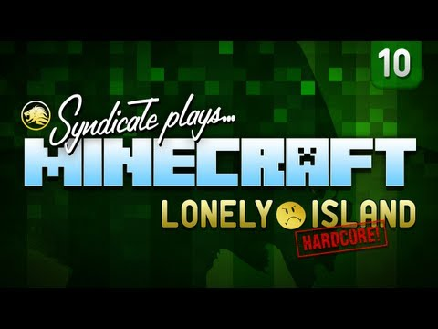 Minecraft: Pissed Off Cows! - Lonely Island (Hardcore) - Part 10