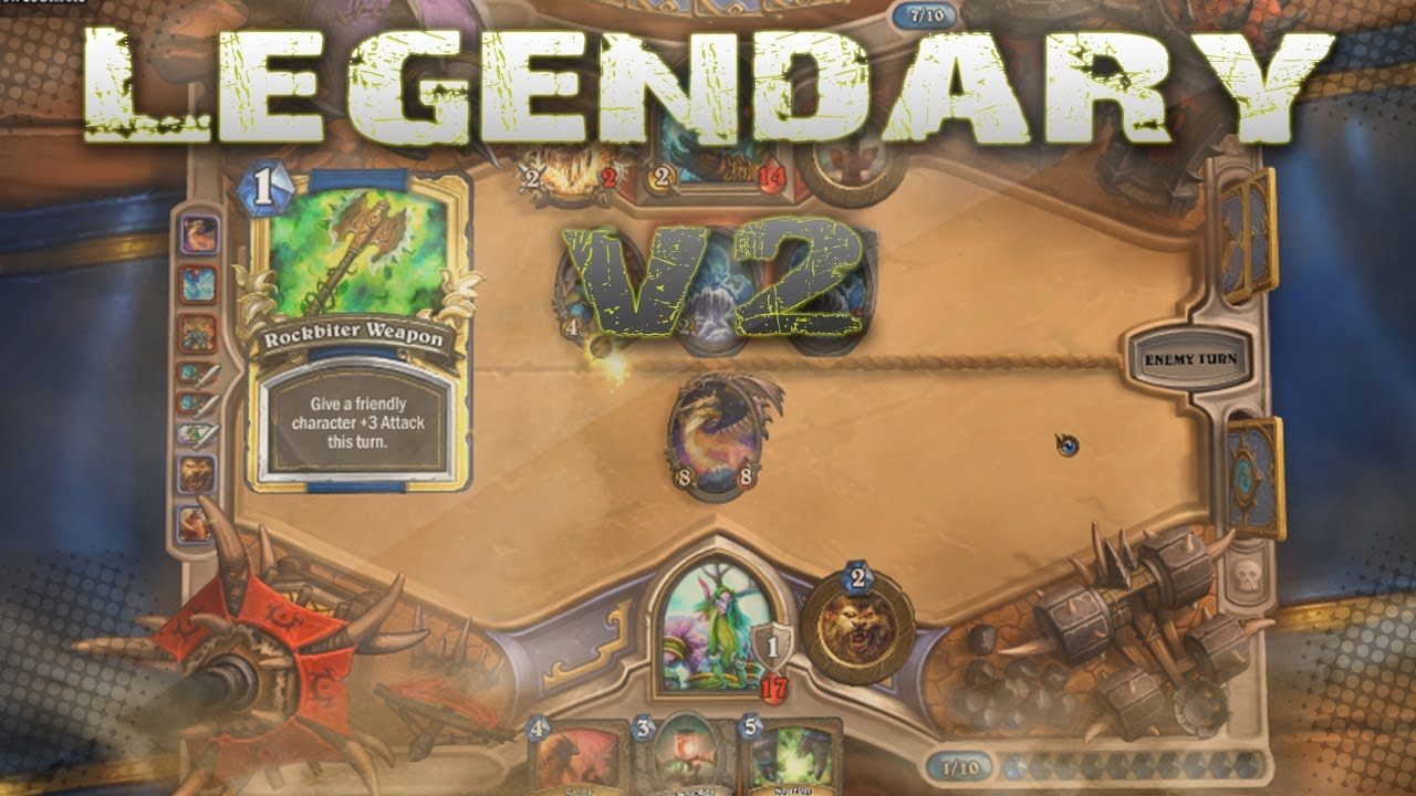 how to build a hearthstone druid deck