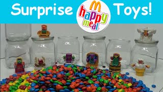Retro McDonald's Happy Meal Changeables