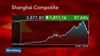 China Correction: Is More to Come?