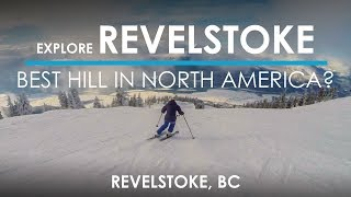 Revelstoke - The #BCAdventureProject by Moves Media