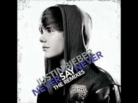 Justin Bieber feat. Miley Cyrus-Overboard (Never Say Never The Remixes) Lyrics [HQ/HD]