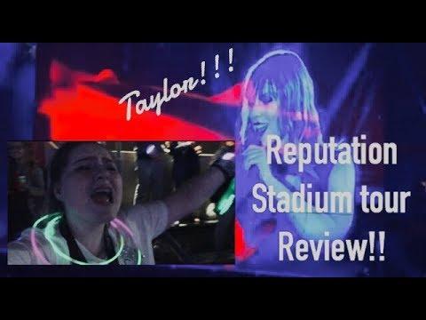 Taylor Swift Reputation Stadium Tour Review